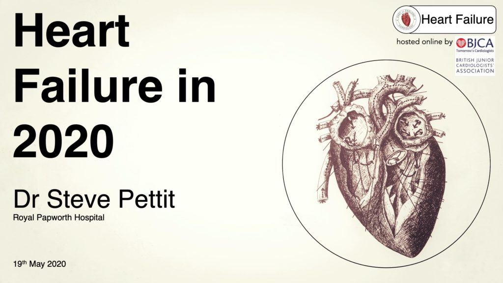 Heart Failure management in 2020