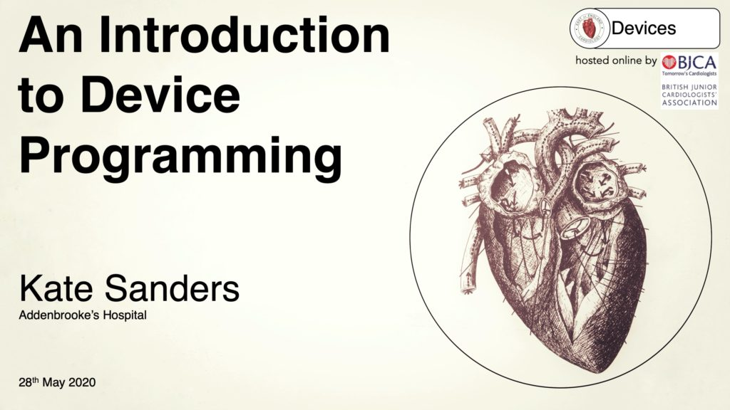 Introduction to Device Programming