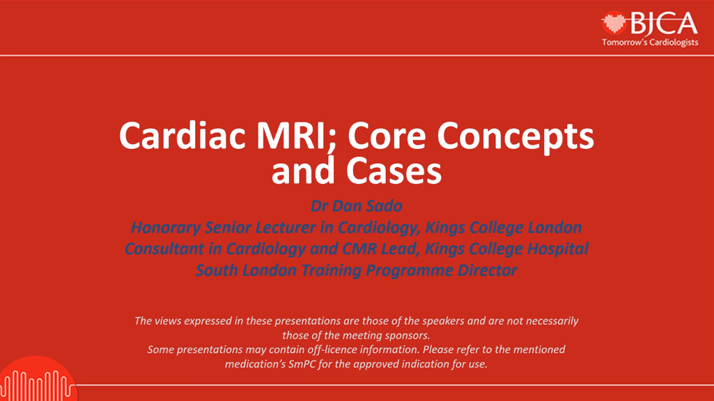 PREMIUM: Cardiac MRI, Core Concepts and Cases