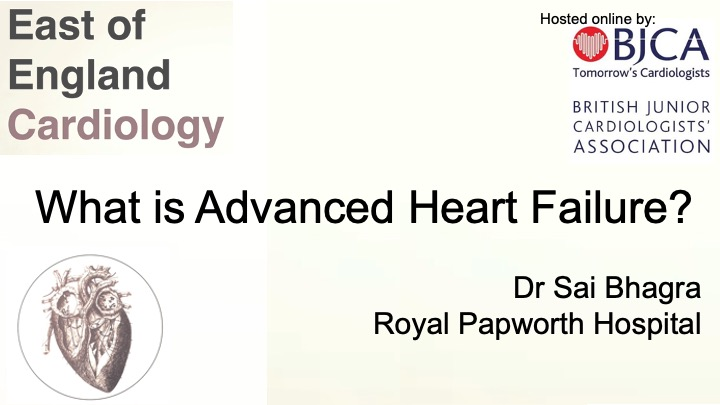What is Advanced Heart Failure?