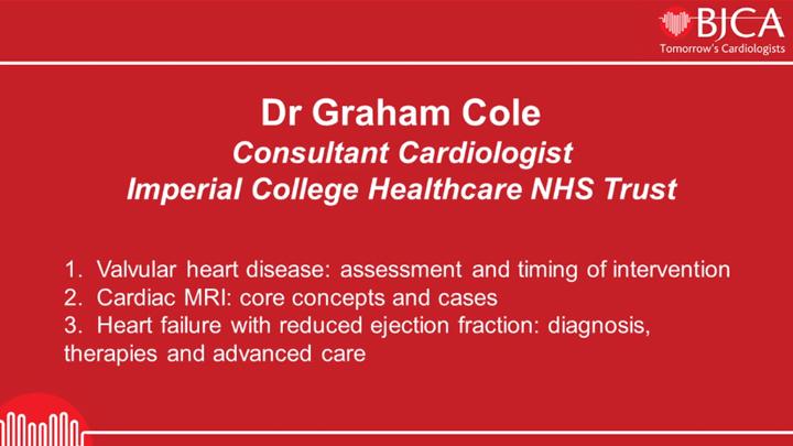 Dr Graham Cole